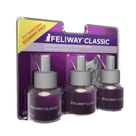 Feliway Classic Refill 3-pack